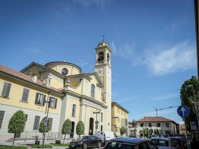 Il matrimonio di Marco e Claudia a Bovisio-Masciago, Monza e Brianza 14