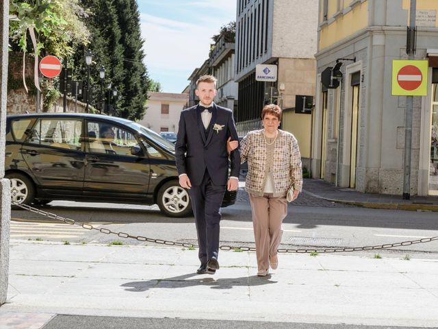 Il matrimonio di Marco e Claudia a Bovisio-Masciago, Monza e Brianza 20