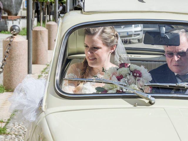 Il matrimonio di Marco e Claudia a Bovisio-Masciago, Monza e Brianza 28