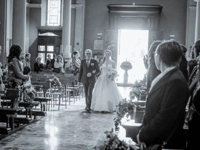 Il matrimonio di Marco e Claudia a Bovisio-Masciago, Monza e Brianza 26