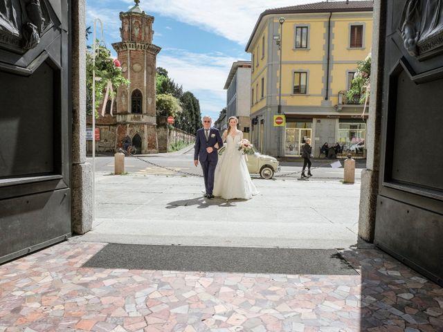 Il matrimonio di Marco e Claudia a Bovisio-Masciago, Monza e Brianza 31
