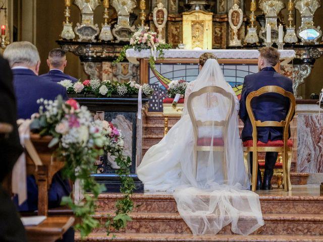 Il matrimonio di Marco e Claudia a Bovisio-Masciago, Monza e Brianza 33