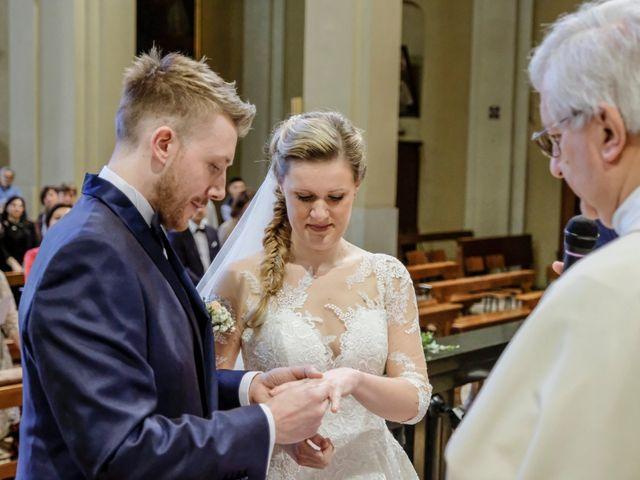 Il matrimonio di Marco e Claudia a Bovisio-Masciago, Monza e Brianza 32