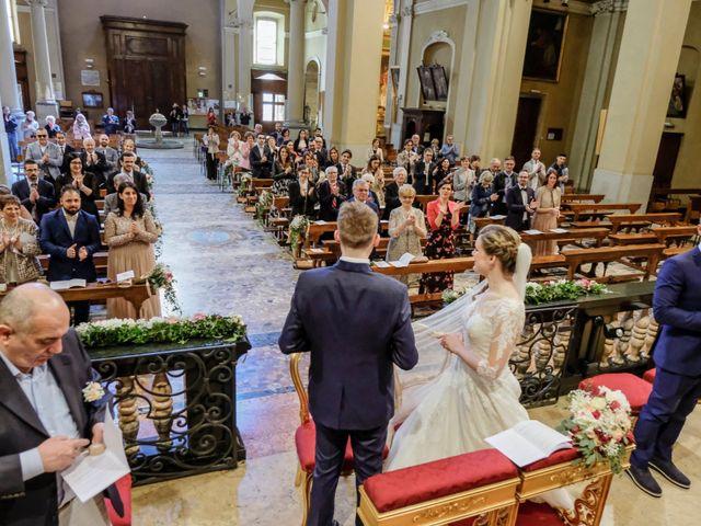 Il matrimonio di Marco e Claudia a Bovisio-Masciago, Monza e Brianza 39