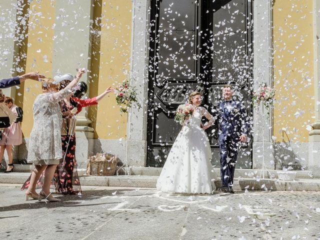Il matrimonio di Marco e Claudia a Bovisio-Masciago, Monza e Brianza 83