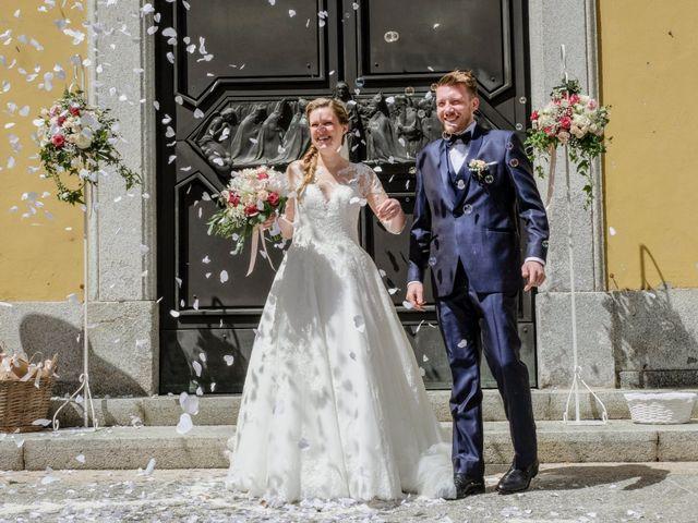 Il matrimonio di Marco e Claudia a Bovisio-Masciago, Monza e Brianza 1