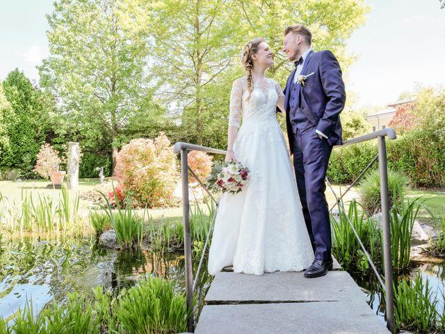 Il matrimonio di Marco e Claudia a Bovisio-Masciago, Monza e Brianza 58