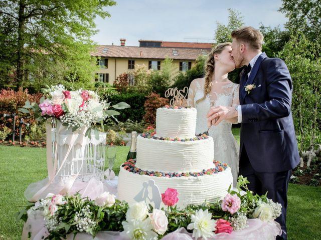 Il matrimonio di Marco e Claudia a Bovisio-Masciago, Monza e Brianza 70