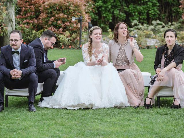 Il matrimonio di Marco e Claudia a Bovisio-Masciago, Monza e Brianza 65