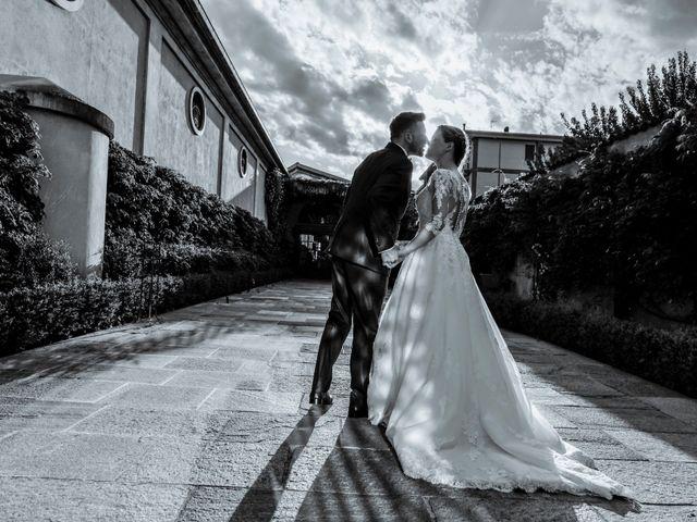 Il matrimonio di Marco e Claudia a Bovisio-Masciago, Monza e Brianza 81