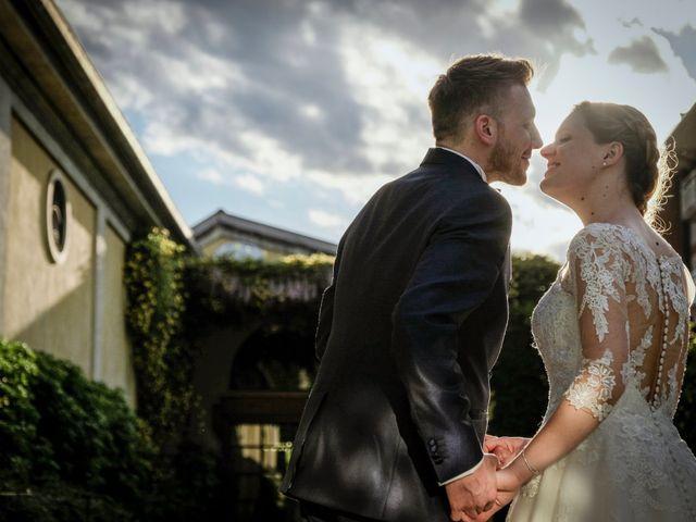 Il matrimonio di Marco e Claudia a Bovisio-Masciago, Monza e Brianza 80