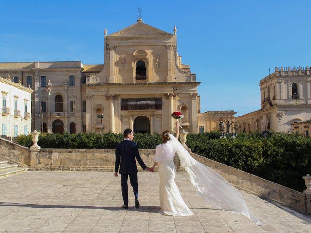 Le nozze di Angela e Luciano