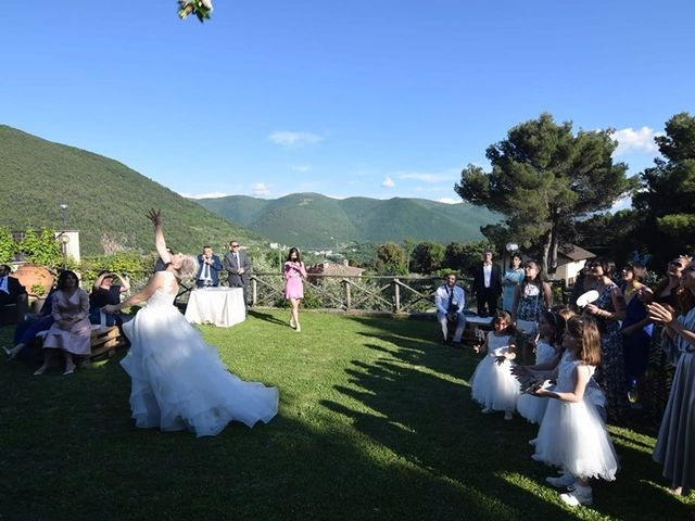 Il matrimonio di Maria Rita e Toni a Spoleto, Perugia 3