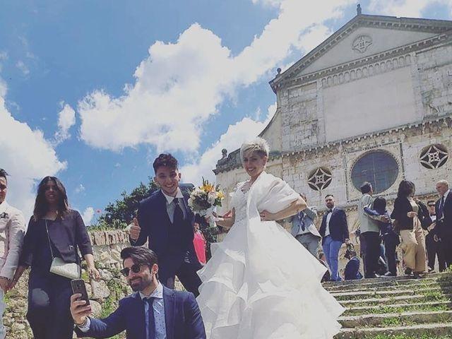 Il matrimonio di Maria Rita e Toni a Spoleto, Perugia 5