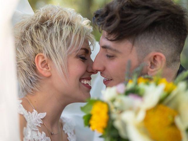 Il matrimonio di Maria Rita e Toni a Spoleto, Perugia 2