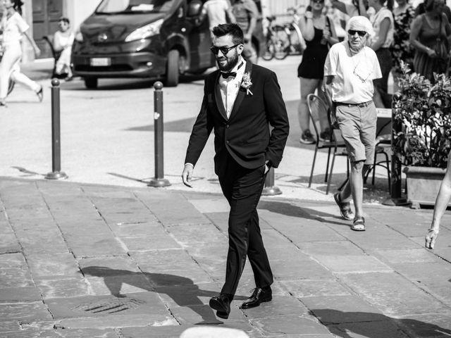 Il matrimonio di Guido e Carla a Lucca, Lucca 34