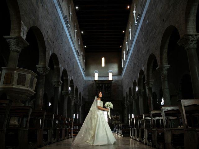 Il matrimonio di Guido e Carla a Lucca, Lucca 39