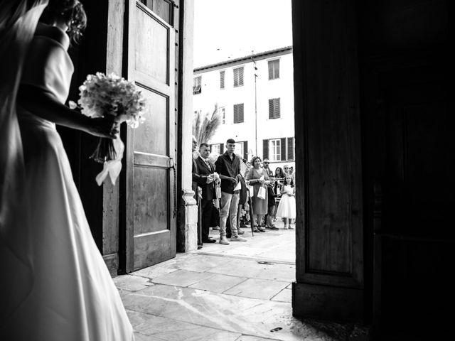 Il matrimonio di Guido e Carla a Lucca, Lucca 40