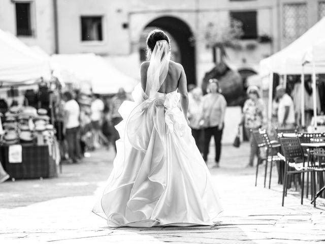 Il matrimonio di Guido e Carla a Lucca, Lucca 41