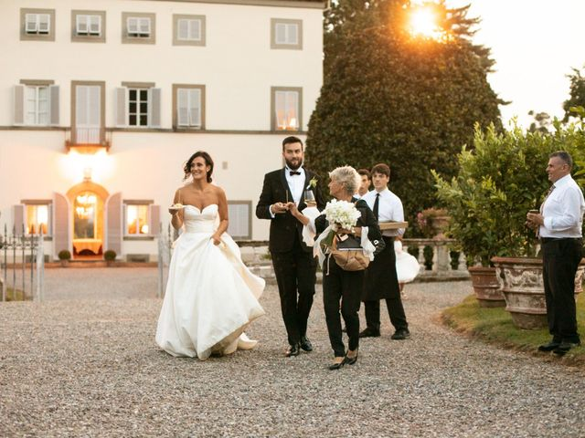Il matrimonio di Guido e Carla a Lucca, Lucca 88