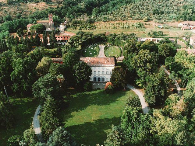 Il matrimonio di Guido e Carla a Lucca, Lucca 45