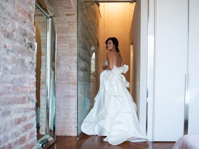 Il matrimonio di Guido e Carla a Lucca, Lucca 21
