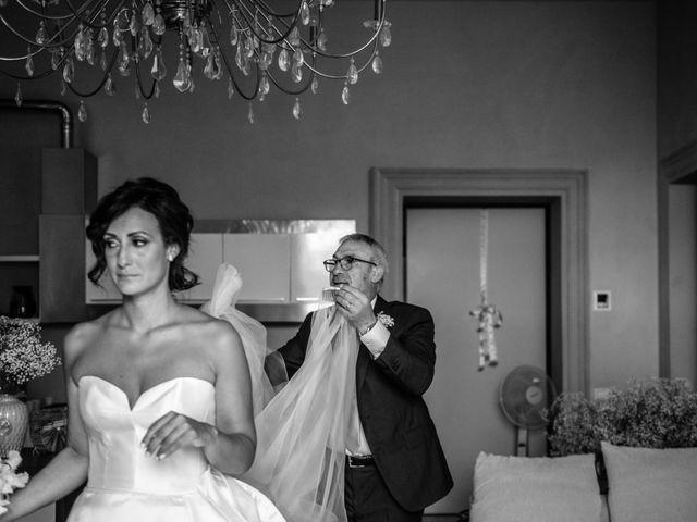 Il matrimonio di Guido e Carla a Lucca, Lucca 22