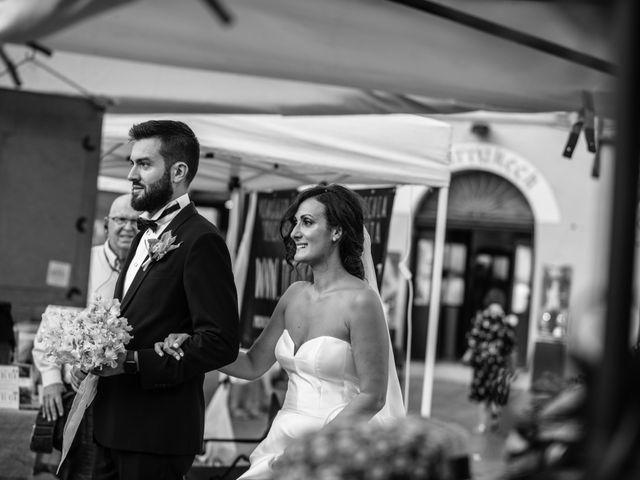 Il matrimonio di Guido e Carla a Lucca, Lucca 55