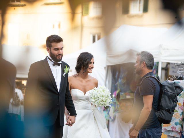 Il matrimonio di Guido e Carla a Lucca, Lucca 56