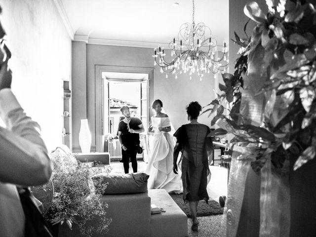Il matrimonio di Guido e Carla a Lucca, Lucca 30