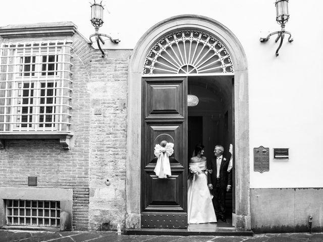 Il matrimonio di Guido e Carla a Lucca, Lucca 57