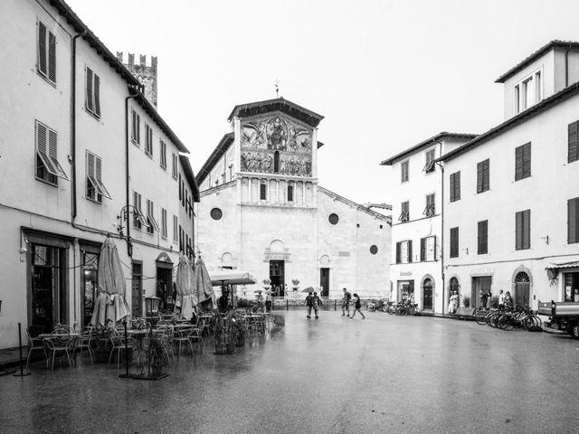 Il matrimonio di Guido e Carla a Lucca, Lucca 58