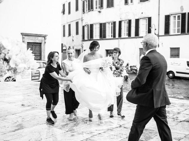 Il matrimonio di Guido e Carla a Lucca, Lucca 59