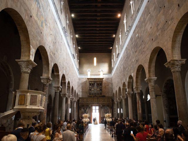 Il matrimonio di Guido e Carla a Lucca, Lucca 60