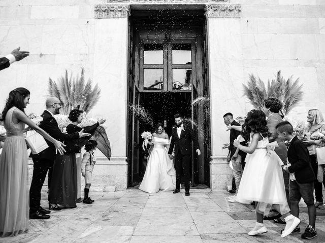 Il matrimonio di Guido e Carla a Lucca, Lucca 68