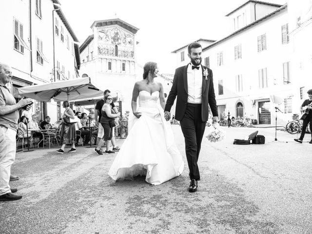 Il matrimonio di Guido e Carla a Lucca, Lucca 70