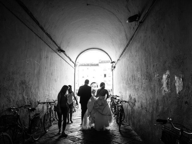 Il matrimonio di Guido e Carla a Lucca, Lucca 71