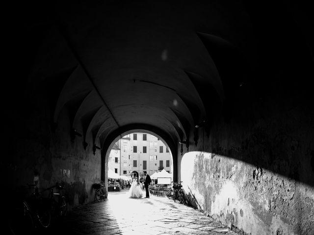 Il matrimonio di Guido e Carla a Lucca, Lucca 72