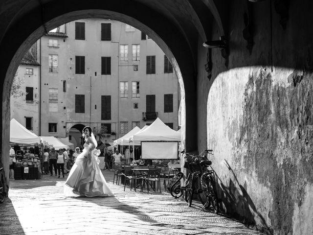 Il matrimonio di Guido e Carla a Lucca, Lucca 73