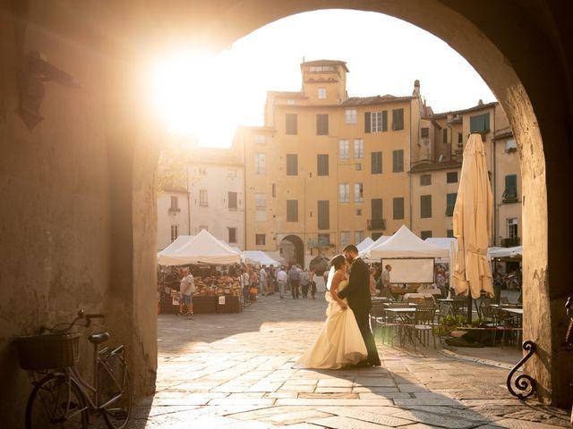 Il matrimonio di Guido e Carla a Lucca, Lucca 74