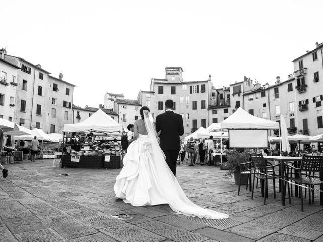 Il matrimonio di Guido e Carla a Lucca, Lucca 76
