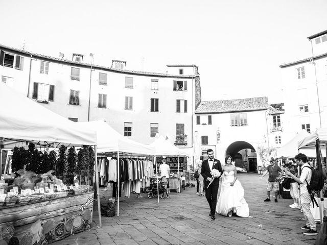 Il matrimonio di Guido e Carla a Lucca, Lucca 77