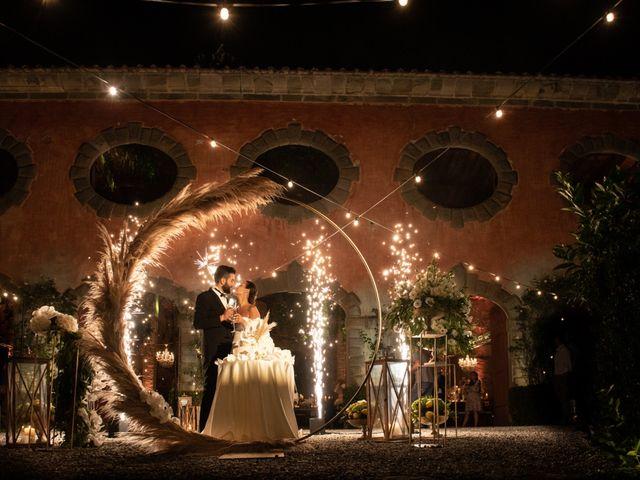 Il matrimonio di Guido e Carla a Lucca, Lucca 124