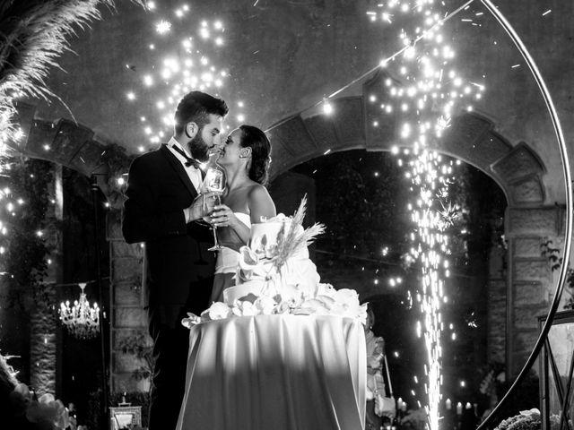 Le nozze di Carla e Guido