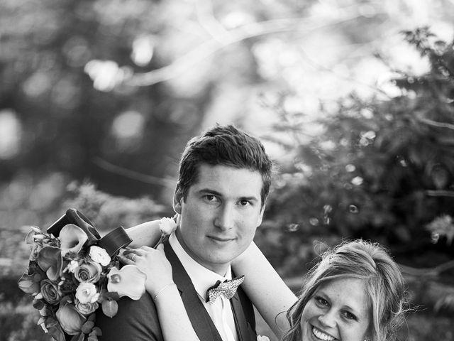 Le nozze di Annalisa e Guillaume