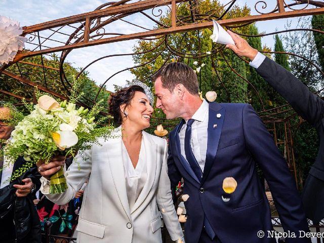 Le nozze di Stefano e Marsie