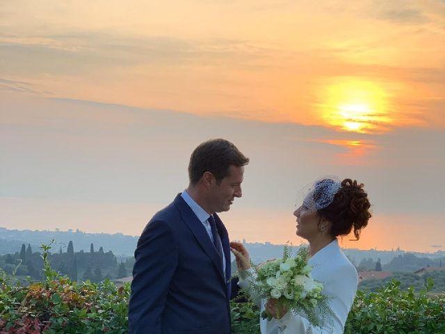 Il matrimonio di Marsie e Stefano a Cavaion Veronese, Verona 4
