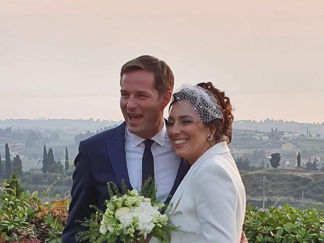 Il matrimonio di Marsie e Stefano a Cavaion Veronese, Verona 5
