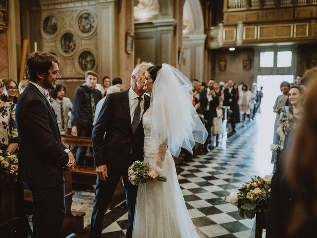 Il matrimonio di Federico e Cecilia a Varenna, Lecco 20