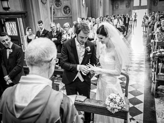 Il matrimonio di Federico e Cecilia a Varenna, Lecco 23